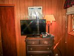 Bedroom 3: TV