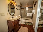 Bedroom 4- Private Bathroom