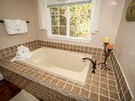 Bedroom 5- Private Bath, Jetted Spa Tub