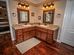 Bedroom 5- Master Bathroom