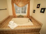 Bedroom 8- Bath With Jetted Spa Tub