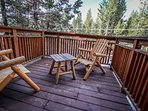 Rear Deck Furnishings