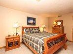 Bedroom 3- Queen Bed- 1st Level