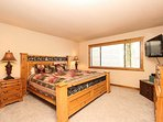 Bedroom 4- King Bed Plus 2 Twin Blow Up Beds Are Available
