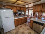 Dishwasher, Microwave, Coffee Pot Available