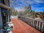 Large Deck- 2nd Level