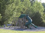 Great play area within walking distance