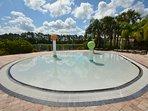 On-site facilities:- Children's splash pad