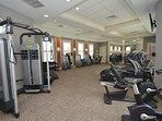 Strutture in loco - centro fitness