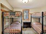 Ground floor bunk room