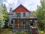Historic Three Bedroom Breckenridge Vacation Rental