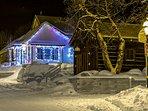 Winter Street View