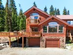 Five-Bedroom Breckenridge Vacation Rental, summer exterior view