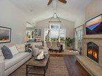 Cozy Casita Living Room