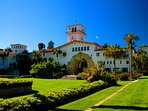 Visit the Santa Barbara Courthouse