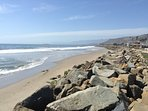 High tide or low tide, a beautiful spot