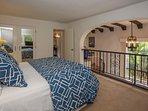 Camera da letto principale w / letto king-size