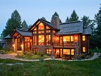 One of a kind private home