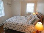 Queen bedroom next door upstairs
