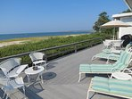 Nestled in the dunes on Cape Cod Bay, the property allows you to walk for miles at low tide and enjoy sunsets over the...