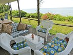 Stunning location directly on Cape Cod Bay makes this classic Brewster home an ideal vacation spot.
