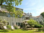 Large family home sleeps up to 12.  Just across the road from an ideal beach in Brewster.