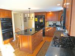 You'll enjoy operating in this kitchen.