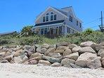 Si trova in cima alle dune per comandare panorami mozzafiato della spiaggia e di Cape Cod Bay.