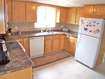 Kitchen was recently renovated and has everything you need to conveniently operate in style