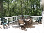Back at the house, fire up the gas grill and relax on the private deck.There's an enclosed outdoor shower just off the...