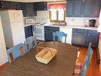 Kitchen was also recently updated.