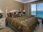 Second Master bedroom suite that is Gulf front