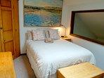 The master loft bedroom