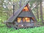 Enjoy this cute rustic cabin