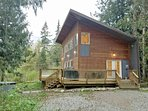 58MBR Beautifully Designed Cabin near Mt. Baker has WiFi