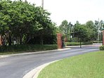 the closest private gated community to DISNEY!! private key-code gate entrance/exit.