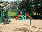communal play equipment - new