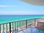 Panama City Beach's signature Emerald Green Waters and White Sugar Sand Beaches welcome you.
