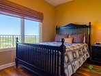 The Sea Star suite has an ocean view queen-sized bed. This bed has luxury linens and fluffy pillows, you'll feel like...