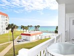 Balcony View El Matador Resort, Okaloosa Island Fort Walton Beach Vacation Rentals