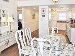 Dining Area & Kitchen El Matador Resort, Okaloosa Island Fort Walton Beach Vacation Rentals