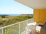 Balcony Gulf Dunes Unit 108 Okaloosa Island Florida