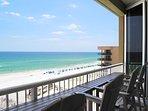 Balcony Waters Edge Resort Unit 604 Fort Walton Beach Okaloosa Island Vacation Rentals