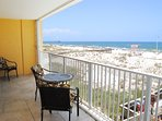 Balcony Gulf Dunes 203 Fort Walton Beach Florida Okaloosa Island Destin