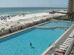 Balcony Waters Edge Resort 313 Fort Walton Beach Okaloosa Island