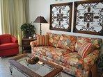 Living Room Waters Edge Resort 215 Fort Walton Beach Okaloosa Island