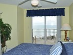 Master Bedroom Gulf Dunes 309 Fort Walton Beach Okaloosa Island Vacation Rentals