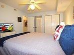 2nd Bedroom - Queen Gulf Dunes 309 Fort Walton Beach Okaloosa Island Vacation Rentals