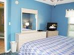 Master Bedroom Islander Beach 6009 Fort Walton Beach Okaloosa Island Vacation Rentals