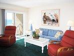 Living Room Island Echos 3M Fort Walton Beach Okaloosa Island Vacation Rentals